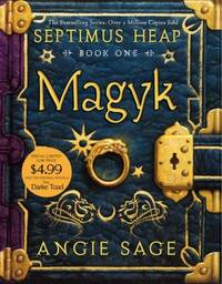 image of Septimus Heap, Book One: Magyk Special Edition