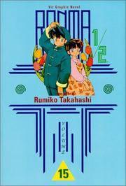 image of Ranma 1/2, Vol. 15