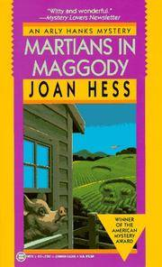 image of Martians in Maggody: An Arly Hanks Mystery