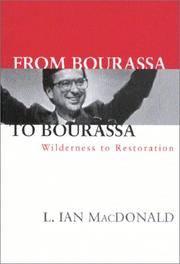 From Bourassa to Bourassa : Wilderness to Restoration