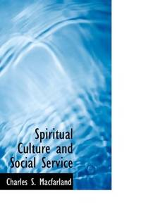 image of Spiritual Culture and Social Service