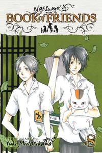Natsume's Book Of Friends  Vol 8