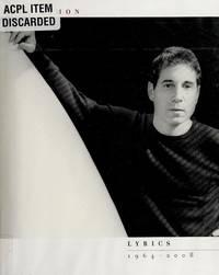 PAUL SIMON: LYRICS, 1964 - 2008