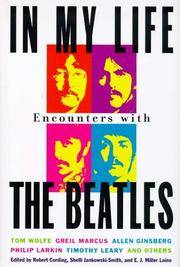 In my Life, Encounters with the Beatles
