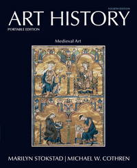 image of Art History Portable, Book 2: Medieval Art Fourth Edition