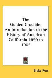 Golden Crucible