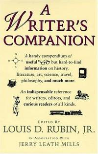 A Writer's Companion (Hardcover)