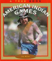 American Indian Games by  Jay Miller - Paperback - 1997 - from Travelin' Storyseller and Biblio.com