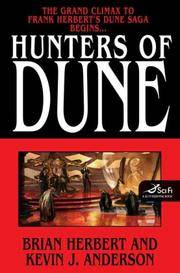*Signed* Hunters of Dune