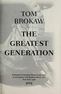 image of Greatest Generation
