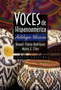 Voces de Hispanoamerica (World Languages)