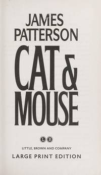 Cat & Mouse (Alex Cross Novels)