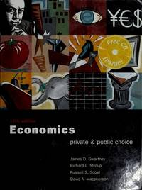 image of Economics: Private and Public Choice with Student CD-ROM