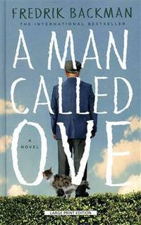 Man Called Ove - Large Print