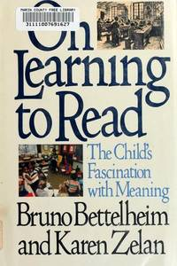 On Learning to Read