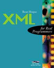 XML FOR REAL PROGRAMMERS (PB 2000)