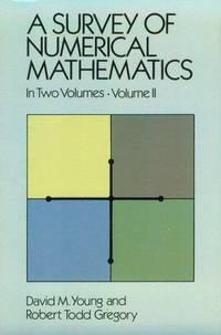 A Survey of Numerical Mathematics, Vol. 2