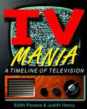 TV Mania: A Timeline of Television