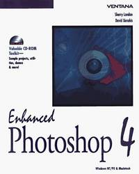 Enhanced Photoshop 4 (Creative Professionals Series)