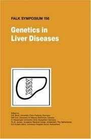 Genetics in Liver Disease (Falk Symposium)