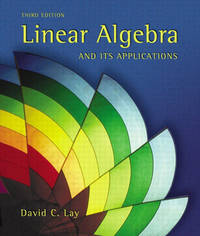 image of Linear Algebra and Its Applications (International Edition)