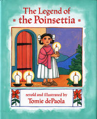The Legend of the Poinsettia (Mexican Folktale)