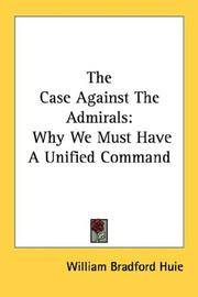 The Case Against the Admirals