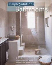 Simple Solutions: Bathrooms