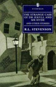 image of Strange Case of Dr. Jekyll_Mr. Hyde (Everyman's Library (Paper))