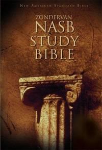 NASB Zondervan Study Bible