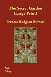 The Secret Garden (Large Print)