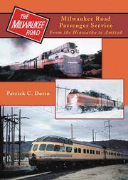 Milwaukee Road Passenger Train Services
