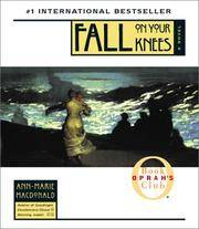 image of Fall on Your Knees (Oprah's Book Club)