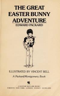 The Great Easter Bunny Adventure (Choose Your Own Adventure)