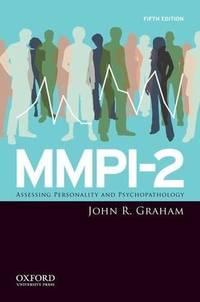 mmpi 2 assessing personality and psychopathology 5th edition pdf