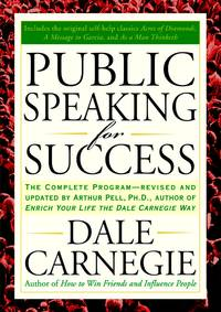image of Public Speaking for Success