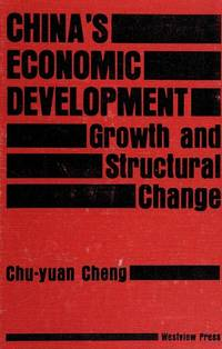China's Economic Development : Growth and Structural Change