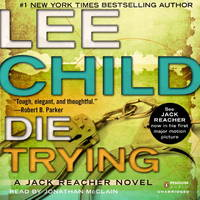 Die Trying (Jack Reacher) by Lee Child - Paperback - March 2013 - from The Book Nook (SKU: 751225)