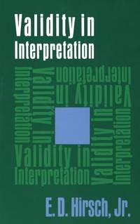 Validity in Interpretation