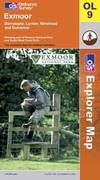 image of Exmoor (Explorer/Outdoor Leisure Map)