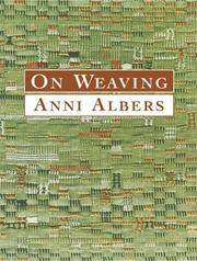 On Weaving (Dover Craft Books)