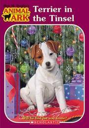Terrier in the Tinsel