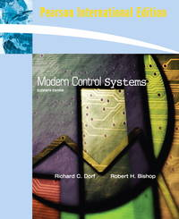 image of Modern Control Systems: International Edition
