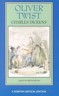 image of Oliver Twist (Norton Critical Editions)