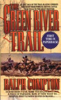 image of The Green River Trail: The Trail Drive, Book 13