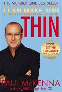 image of I Can Make You Thin (New Edition - Book & Cd) (Paperback)