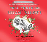 image of Mike Mulligan and His Steam Shovel: 75th Anniversary