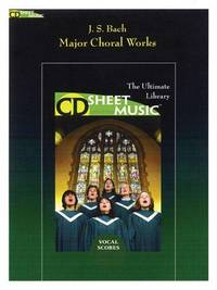 image of J.S. Bach: Major Choral Works (9x12)