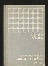 image of Diccionario Vox Griego-Espanol (Spanish Edition)