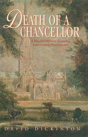 Death of a Chancellor: A Murder Mystery Featuring Lord Francis Powerscourt